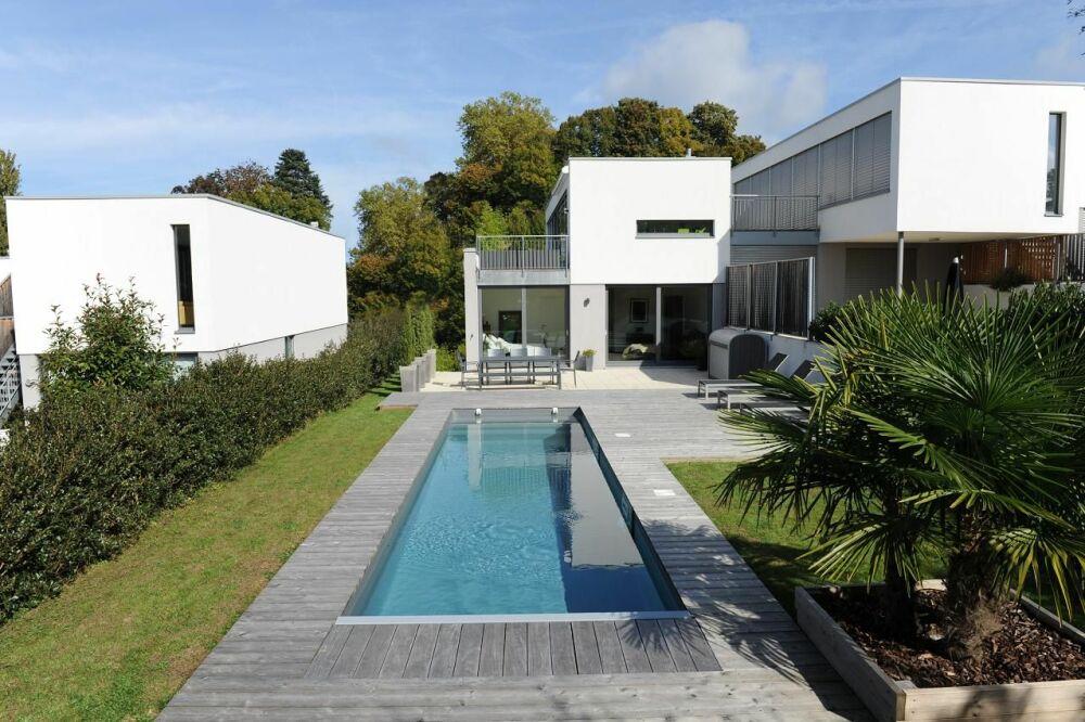 Modèle de piscine Cn10© Piscinelle