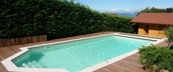 Modèle de piscine Confort'Ô, par Mondial Piscine