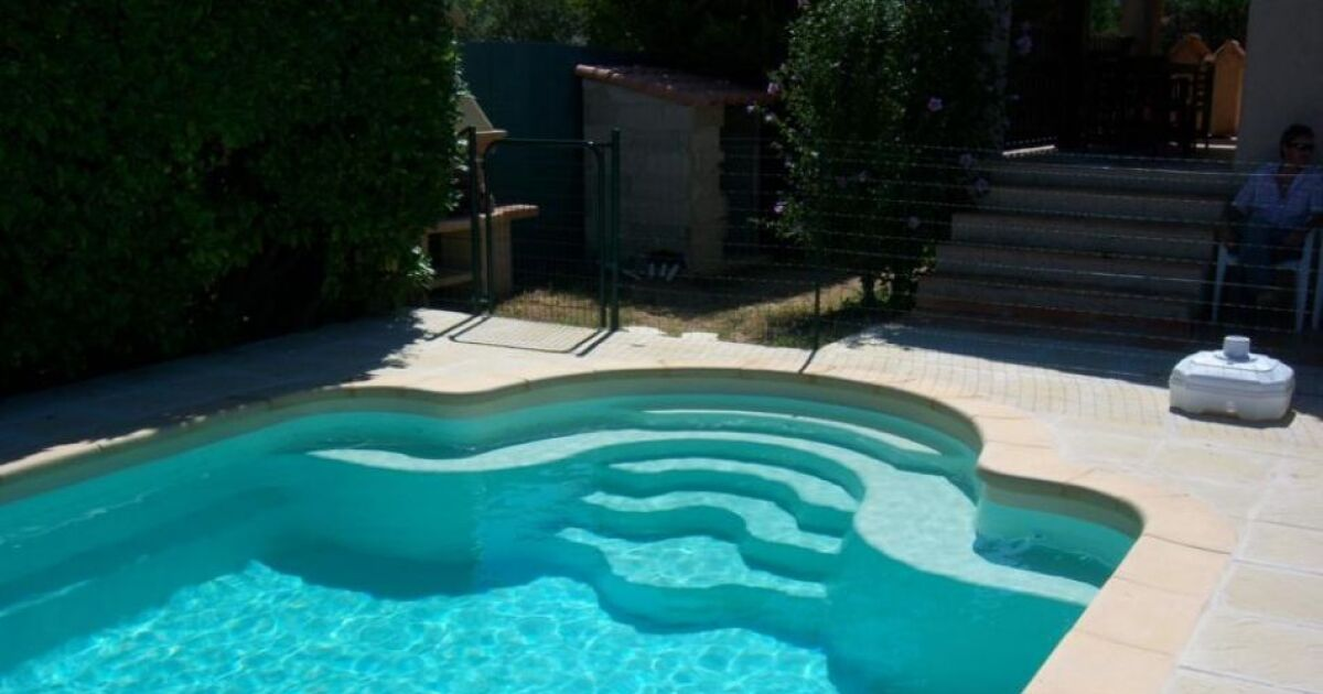 Piscine mod le c me piscine enterr e arion piscines - Piscine enterree coque ...
