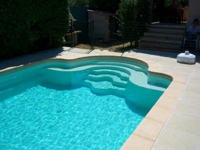 Modèle de piscine coque Côme