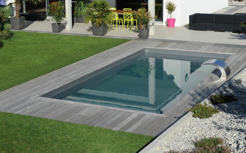 Modèle de piscine Cr6b© Piscinelle