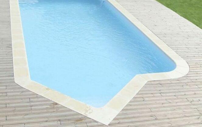 Modèle de piscine Dugance, par Piscines Dugain