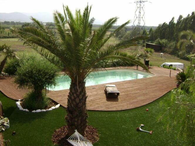Modèle de piscine Durance, par Arion Piscines Polyester