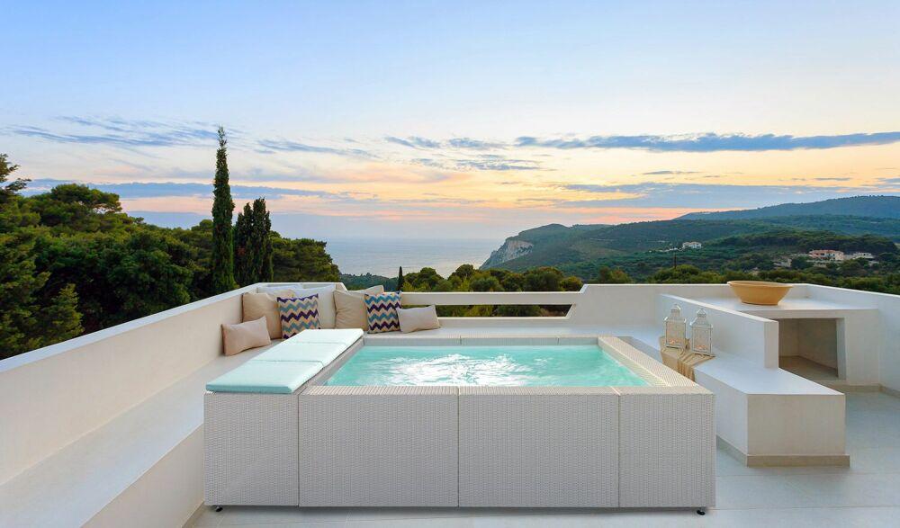 Modèle de piscine hors-sol Playa, par Piscines Laghetto© Piscines Laghetto