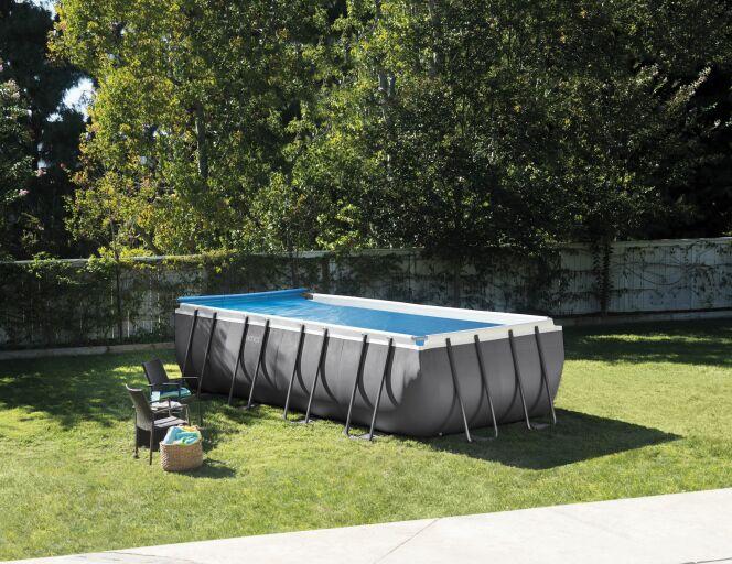 Modèle de piscine hors sol Ultra Silver, par Intex