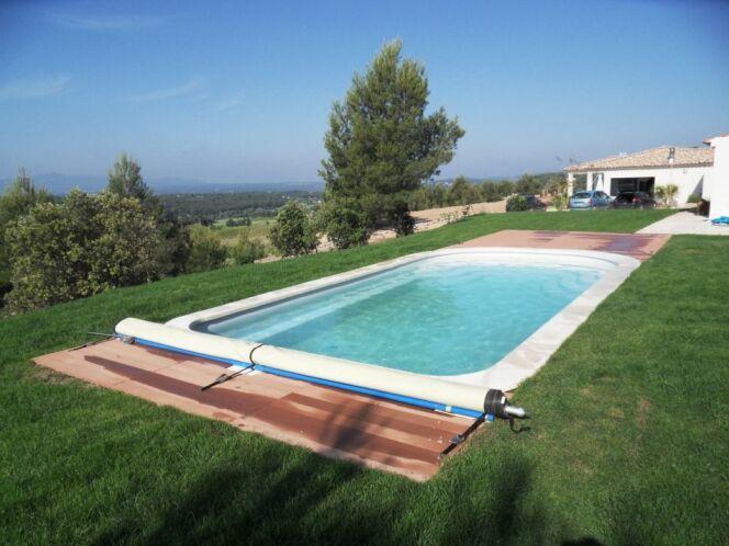 Modèle de piscine Lac d'Allos, par Arion Piscines