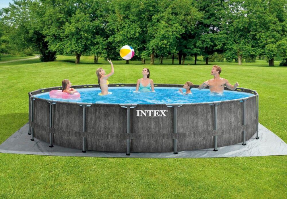 Modèle de piscine tubulaire Baltik© Intex