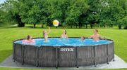 Nouveauté Intex 2020 : la piscine Baltik
