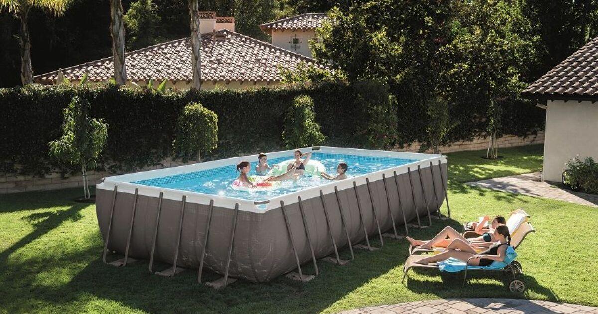 10 raisons d opter pour une piscine tubulaire for Piscine tubulaire petit modele
