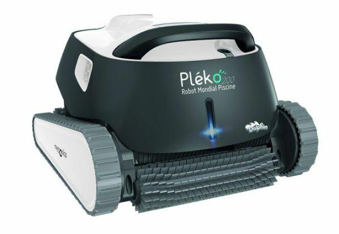 Modèle de robot de piscine Pleko 200, par Dolphin