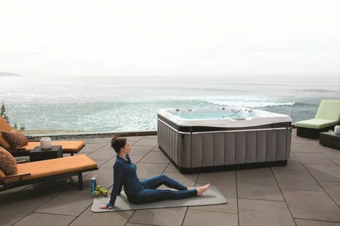 Modèle de spa utopia, par Caldera Spas.
