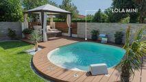 Piscines Waterair : des piscines pour tous les jardins