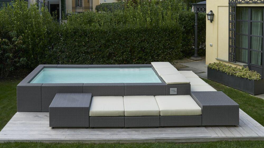 Modèle Playa© Piscine Laghetto® By AstralPool - http://www.piscinelaghetto.com/fr/