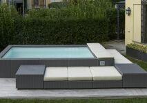 Une piscine chez soi facilement : Piscines Laghetto