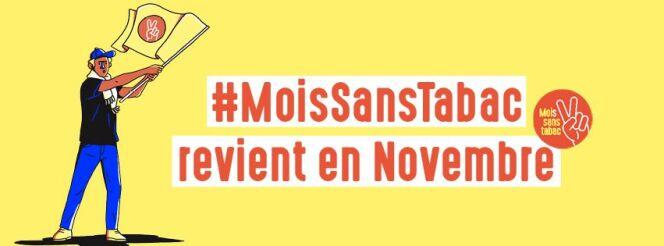 Mois Sans Tabac Novembre 2018