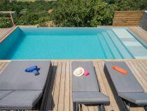 Mondial Piscine: un procédé de construction unique pour une piscine personnalisable !