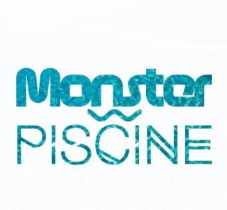 Logo Monster-piscine