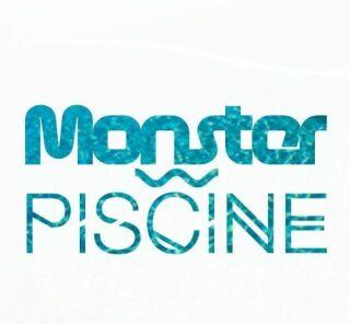 Logo Monster-piscine