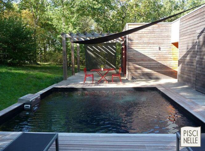 Montage de votre piscine offert en septembre chez Piscinelle