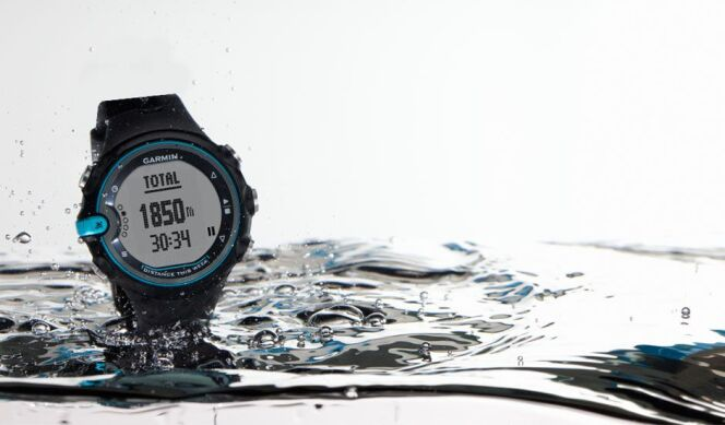 Montre de natation : Swim Watch Garmin