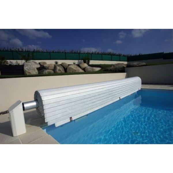 Moteur pour volet roulant de piscine rapide et efficace for Prix couverture piscine volet roulant