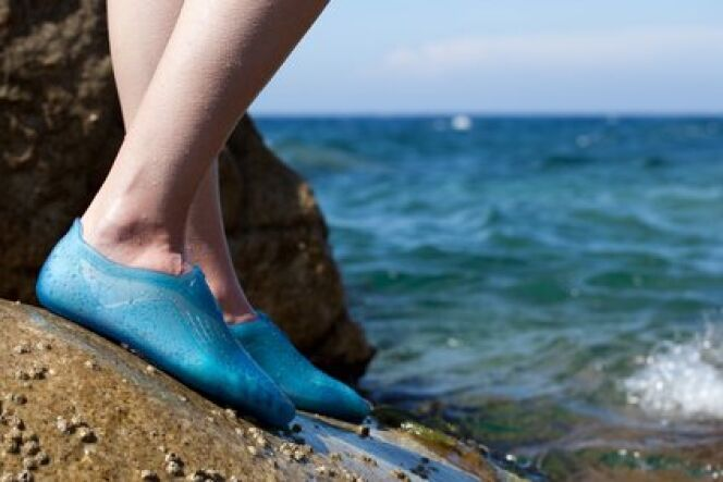 "Nage en eau vive<span class=""normal italic petit"">© Fotolia</span>"