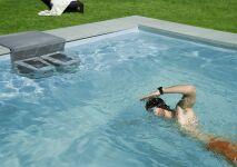 Nager à contre-courant dans sa piscine avec BINDER EasyStar