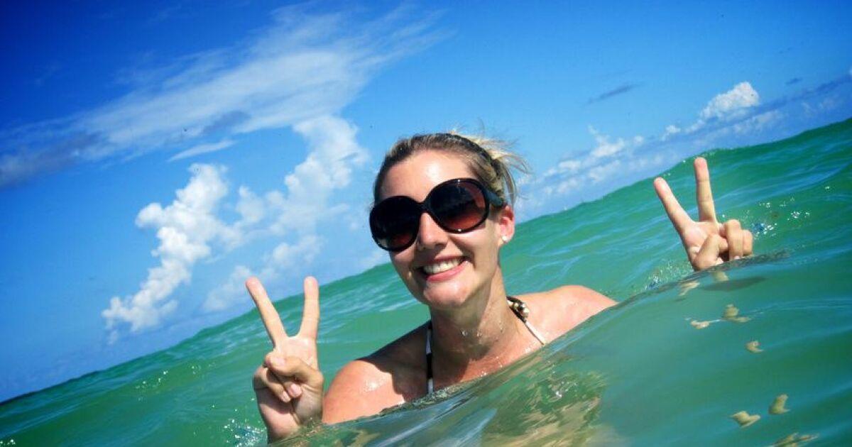 Nager la mer les pr cautions - Nager dans une piscine ...