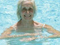 Nager à plus de 70 ans
