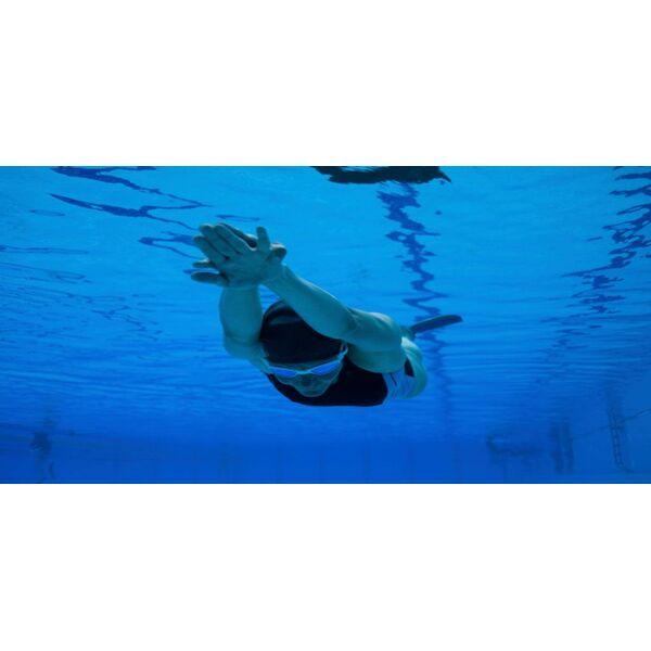 Nager avec des palmes pour se muscler - Nager en piscine avec des palmes ...