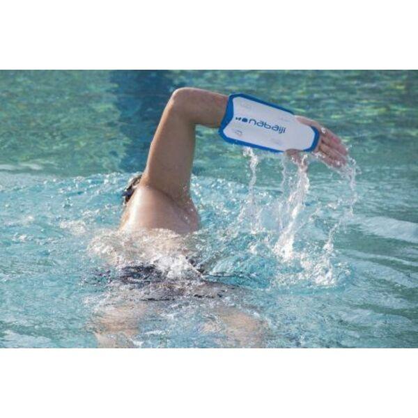 Nager le crawl avec les plaquettes for Plaquette piscine