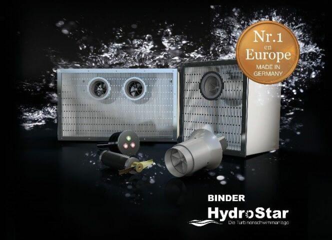 Nager devient une expérience avec HydroStar !