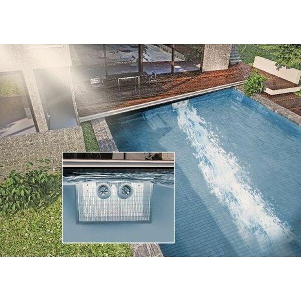 Nagez dans votre piscine avec hydrostar par binder - Nager dans une piscine ...