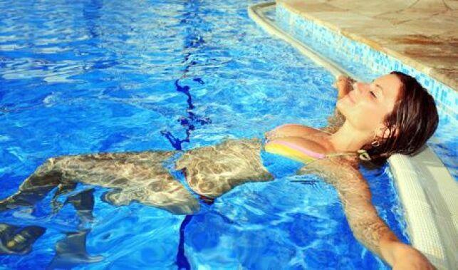 Nager pendant les règles