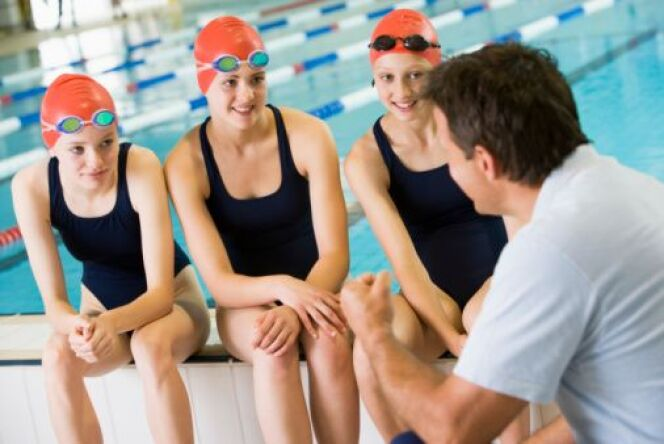 "Natation : l'influence de la morphologie  <span class=""normal italic petit"">© Bananastock - Thinkstock (2)</span>"