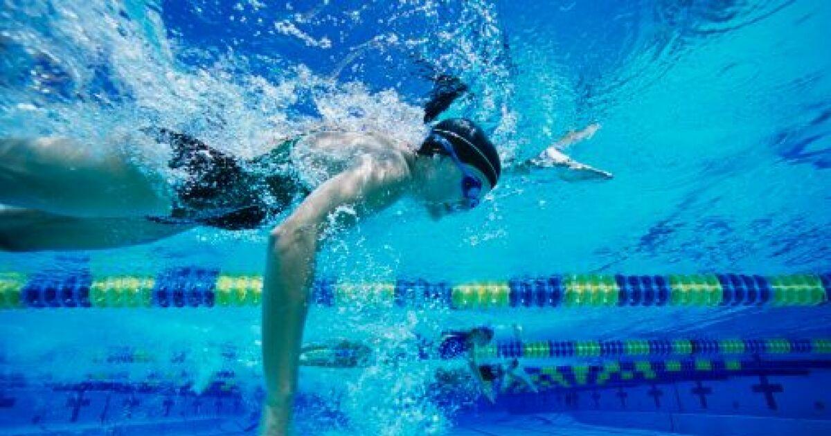natation   les objectifs d u2019un  u00e9chauffement
