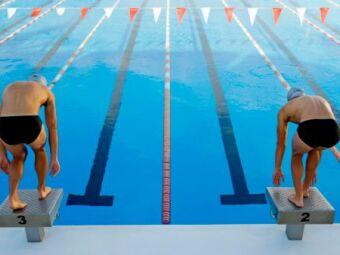 Natation : s'entraîner seul ou à plusieurs ?