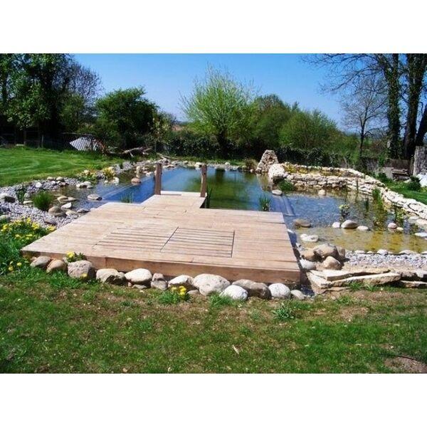 Piscine nature perspectives entrains sur nohain for Construction piscine 58
