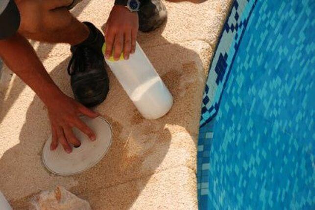 Nettoyage d'un filtre de piscine