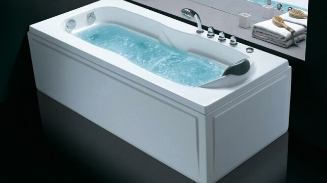 Nettoyer les buses de sa baignoire baln o un entretien indispensable - Comment nettoyer une baignoire ...