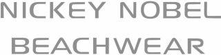 Logo Nickey Nobel