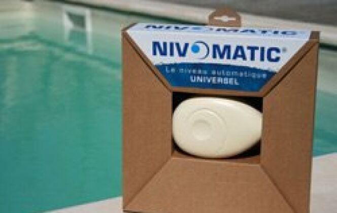 Régulateur de niveau NivOmatic, livré en pack complet DR