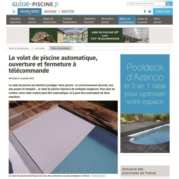 Nos offres pour les marques piscine for Article piscine