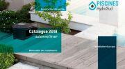 Découvrez le nouveau catalogue Piscines HydroSud