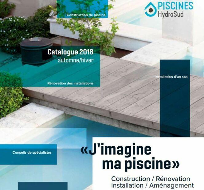 Nouveau catalogue Piscines HydroSud