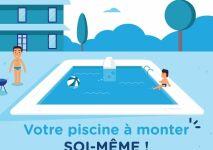 Clic Pool : nouveau concept de piscine kit