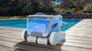 Nouveau robot de piscine Dolphin M600