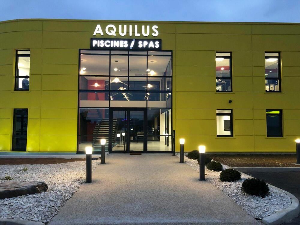 Nouveau siège d'Aquilus© Aquilus