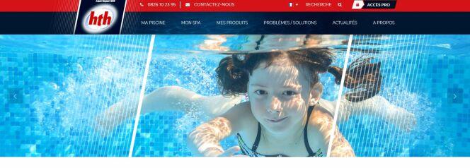 Nouveau site internet HTH
