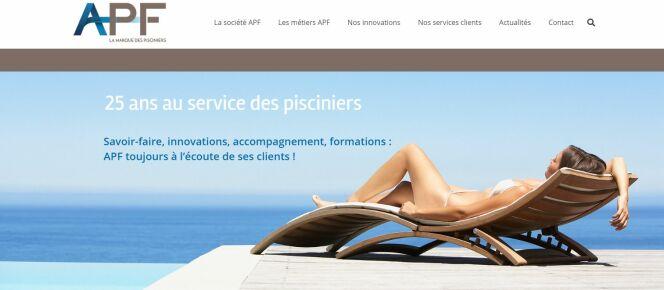 Nouveau site web APF